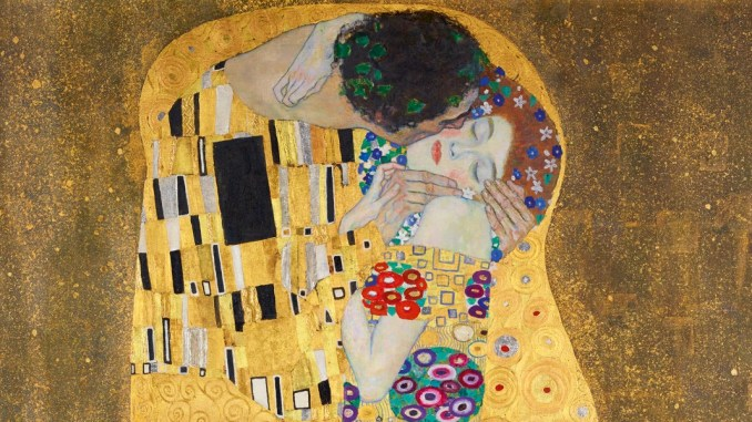 Gustav Klimt, Kuss, Art On Screen - News - [AOS] Magazine