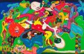 Peter Saul, amerikanischer pop art maler, Peter Saul Maler, Saigon, Vietnam