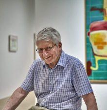 Peter Saul, amerikanischer pop art maler, Peter Saul Bilder, Superman, Ausstellung Schirn Kunsthalle