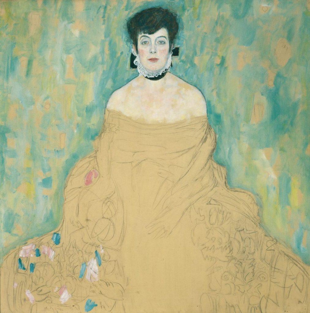Gustav Klimt, Amalie Zuckerkandl, Art On Screen - News - [AOS] Magazine
