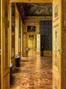 Blick in den Blauen Salon im Winterpalais - Belvedere Museum Wien, Art On Screen - News - [AOS] Magazine
