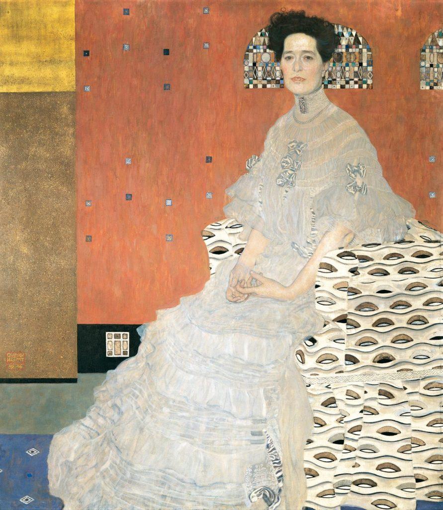 Gustav Klimt, Fritza Riedler, Art On Screen - News - [AOS] Magazine