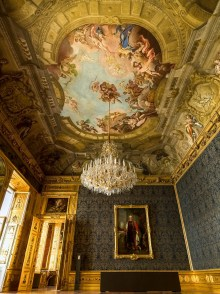 Winterpalais Prinz Eugen - Belvedere Museum Wien,