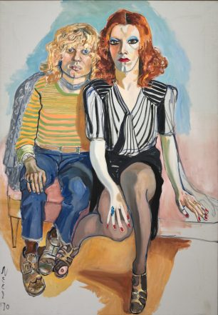 Alice Neel, Art On Screen - News - [AOS] Magazine