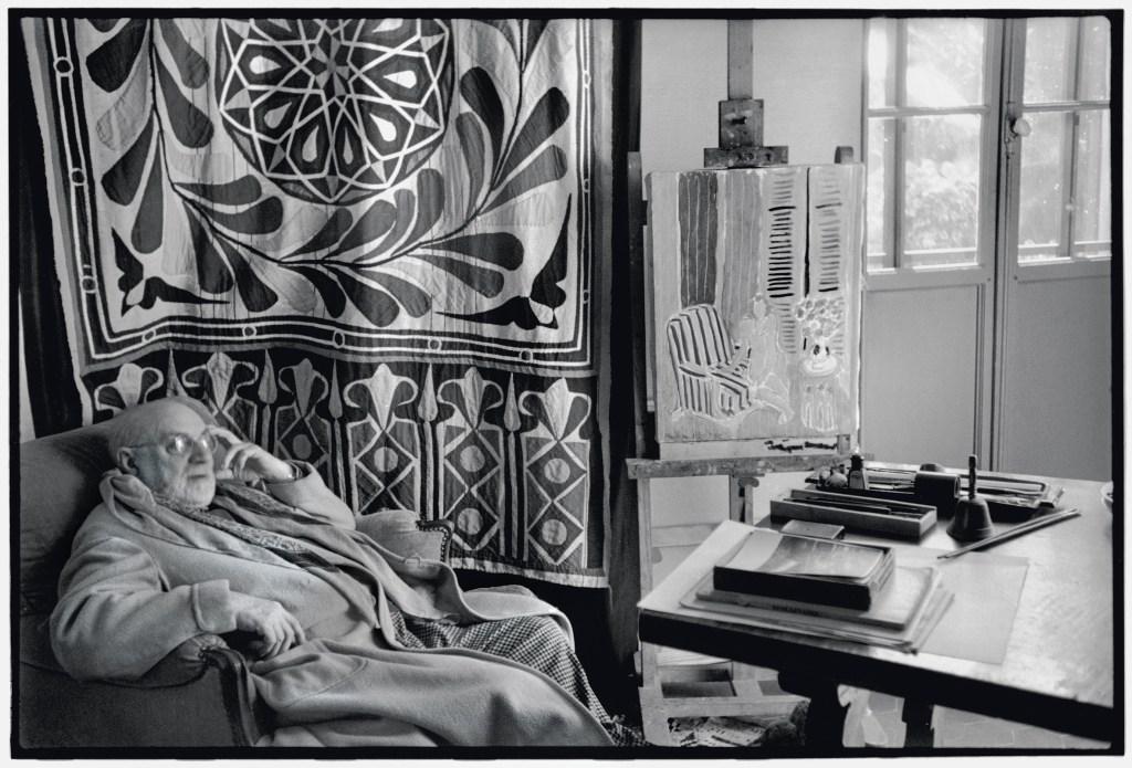 Südfrankreich, Henri Matisse, Matisse - Bonnard,