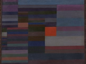 Paul Klee Ausstellung, PAUL KLEE, FEUER ABENDS, The Museum of Modern Art, New York