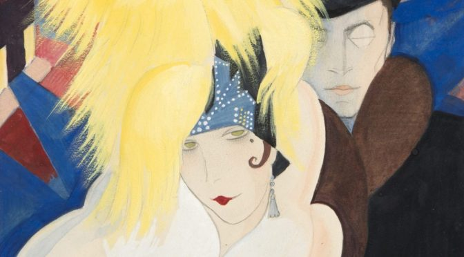 Jeanne Mammen, Die Großstadt, Art On Screen - NEWS - [AOS] Magazine