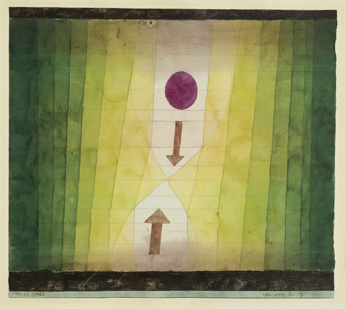 Paul Klee - Fondation Beyeler