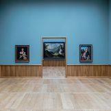 Kunstmuseum Basel, Hauptbau: Sammlungspräsentation, Künstler: Hans Holbein d.J., Joos de II. Momper, Hans Schäufelein, Conrad Schnitt, Art On Screen - News - [AOS] Magazine