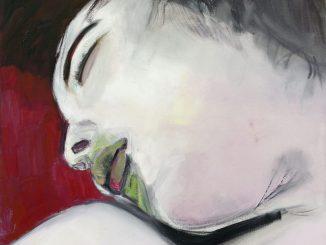 Ausstellung Cooperations, MARLENE DUMAS, BROKEN WHITE, 2006, Öl auf Leinwand, 130 x 110 cm, Fondation Beyeler, Art On Screen - News - [AOS] Magazine