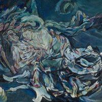 Die Windsbraut - Eine Verklärung der Liebe von Kokoschka zu Alma Mahler