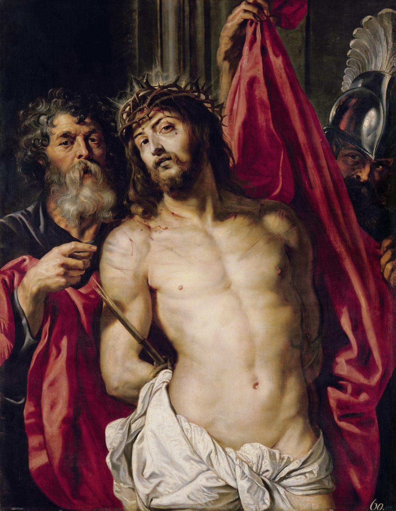 Rubens Ausstellung im Städel Museum, Peter Paul Rubens (1577-1640) Ecce homo, Art On Screen - News - [AOS] Magazine