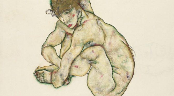 Egon Schiele Ausstellung im Leopold Museum. Gedenkjahr 2018