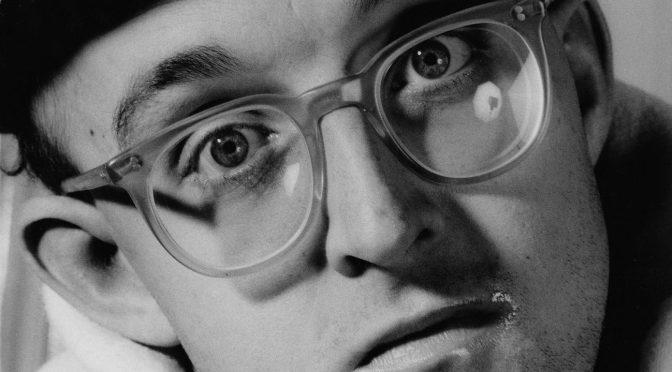 Zitat Keith Haring – The Alphabet