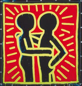Keith Haring - The Alphabet in der Albertina @ Albertina | Wien | Wien | Österreich