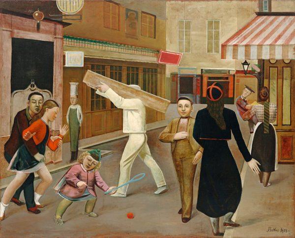 BALTHUS, LA RUE, Art On Screen - NEWS - [AOS] Magazine