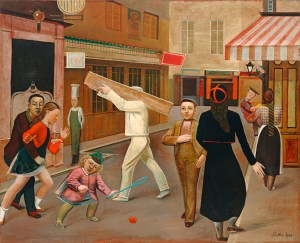 BALTHUS, LA RUE, Art On Screen - NEWS - [AOS] Magazine