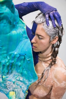 Belvedere Museum, Donna Huanca, Scar Cymbals, Art On Screen - NEWS - [AOS] Magazine