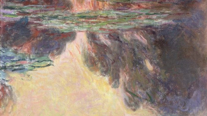 Claude Monet - Seerosen 1907, Art On Screen - NEWS - [AOS] Magazine