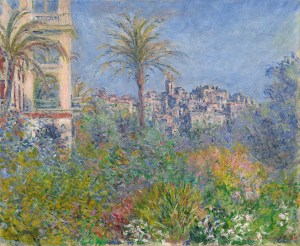 Claude Monet, Villen in Bordighera, Claude Monet Orte, Museum Barberini