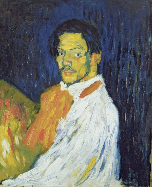 Picasso in Blau und Rosa, PABLO PICASSO, YO PICASSO, Fondation Beyler