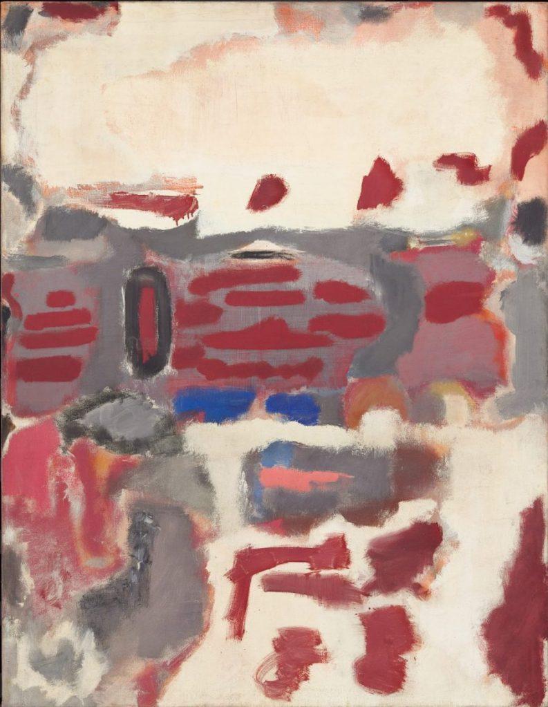 Mark Rothko - No. 2, Mark Rothko Ausstellung, Mark Rothko Bilder, Rothko Ausstellung in Wien, Rothko Retrospektive im KHM, Kunsthistorisches Museum