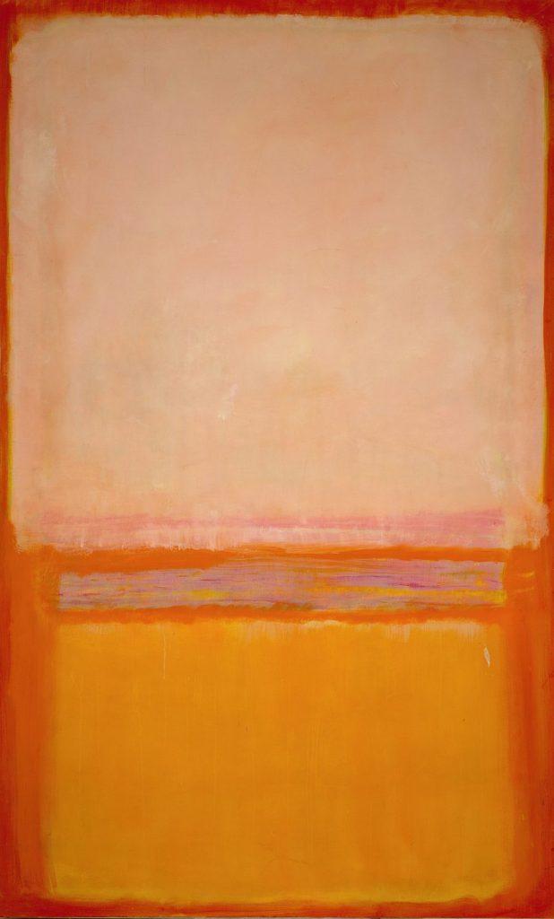 Mark Rothko - Untitled, Mark Rothko Ausstellung, Mark Rothko Bilder, Rothko Ausstellung in Wien, Rothko Retrospektive im KHM, Kunsthistorisches Museum