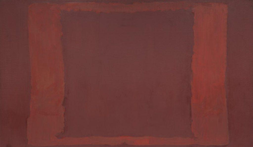 Mark Rothko, Untitled, Mark Rothko Ausstellung, Mark Rothko Bilder, Rothko Ausstellung in Wien, Rothko Retrospektive im KHM, Kunsthistorisches Museum