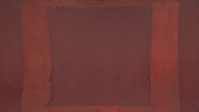 Mark Rothkos Werke, Mark Rothko, Untitled, Mark Rothko Ausstellung, Mark Rothko Bilder, Rothko Ausstellung in Wien, Rothko Retrospektive im KHM, Kunsthistorisches Museum