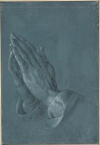 Albrecht Dürer, Betende Hände, Dürers Zeichnungen, Meisterwerke