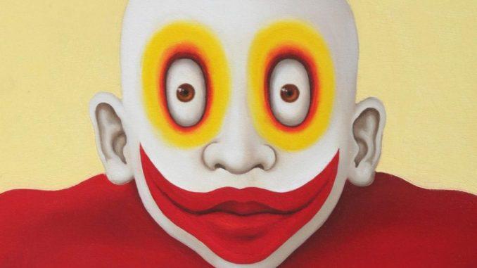 Don't Make Me Laugh, Anil Shahi, Nepal Art Now, Weltmuseum Wien, Ausstellung Nepal Art,