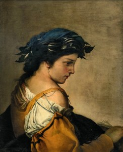 Salvator Rosa, Die Dichtkunst, Wege des Barock, Die Nationalgalerien Barberini Corsini in Rom, Ausstellung Wege des Barock,