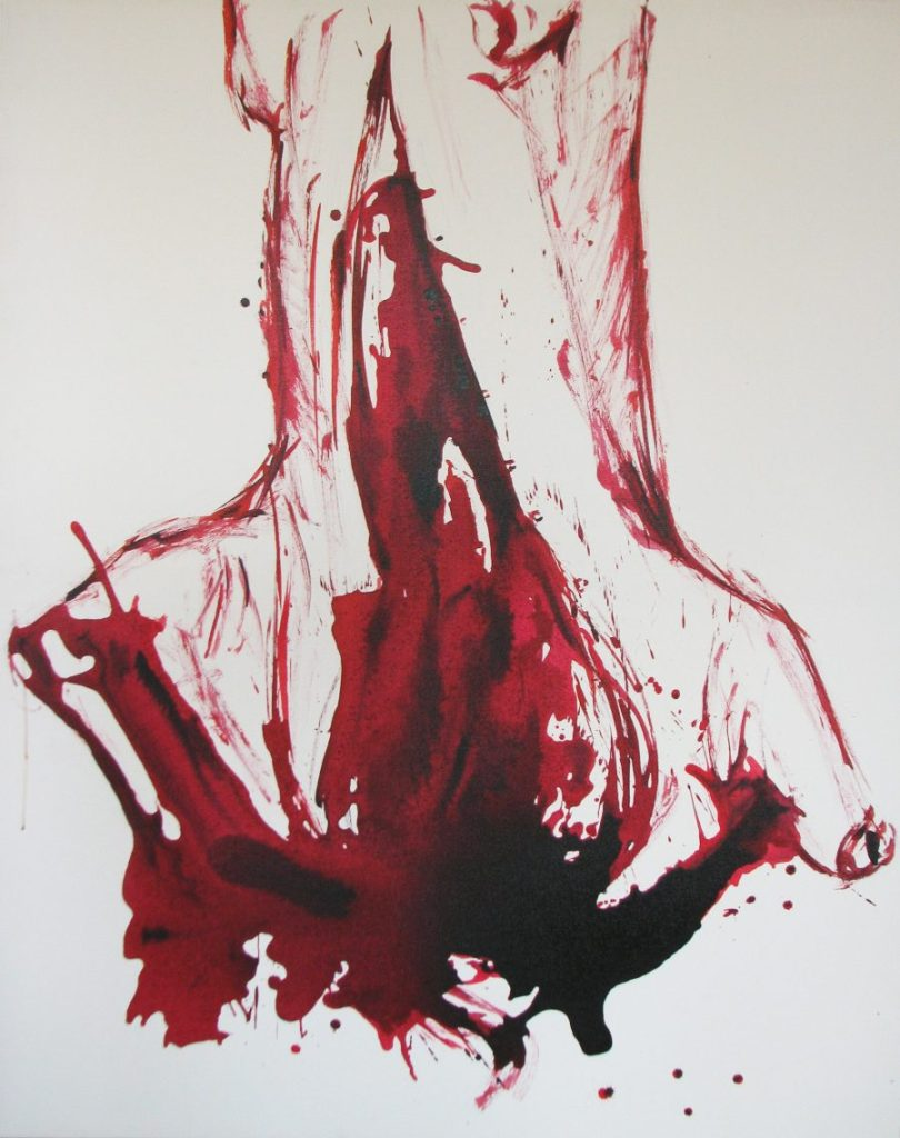 Bodies V, Sanjeev Maharjan, Nepal Art Now, Weltmuseum Wien