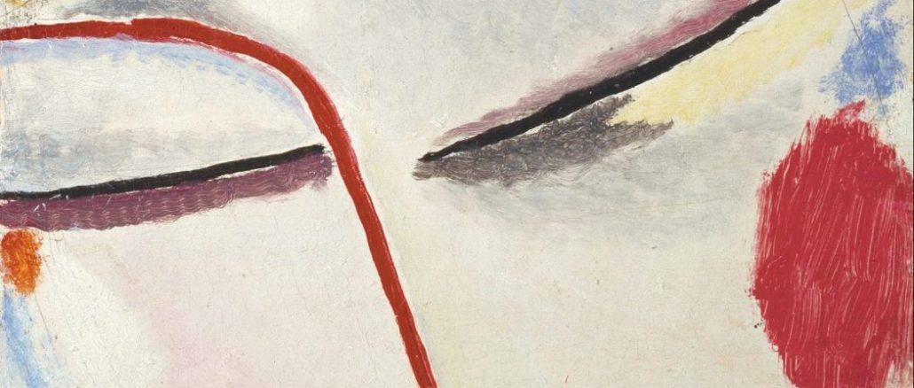 ALEXEJ VON JAWLENSKY, Heilandsgesicht, Seelische Melodie, Deutscher Expressionismus, ALEXEJ JAWLENSKY. ALEXEJ AWLENSKY