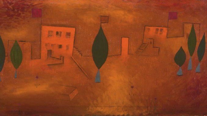PAUL KLEE, Orient-Fest, Deutscher Expressionismus, Ausstellung im Leopold Museum