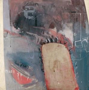 David Hockney, The Third Love Painting, Tate, Kunstwerke,