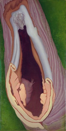 Ithell Colquhoun, Anatomie des Baumes, Fantastische Frauen, Surreale Welten, Ausstellung in der Schirn