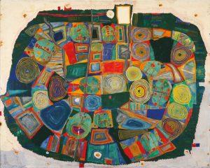 Ausstellung Hundertwasser - Schiele - Tickets online kaufen @ Leopold Museum Wien