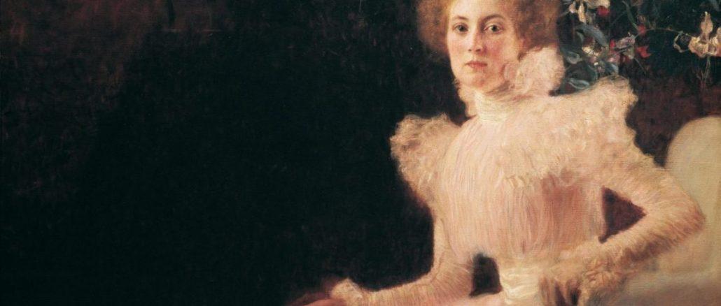 Gustav Klimt, Sonja Knips, Klimt Werke und Gemälde, Belvedere Museum Wien
