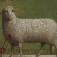 Van Eyck. Lamm Gottes - Die Heimkehr des Lammes