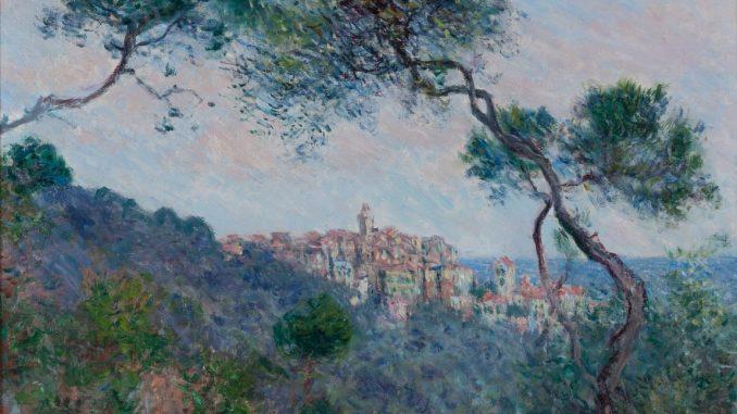 Claude Monet, Bordighera, Italien, Impressionismus, Die Sammlung Hasso Plattner, Tickets online kaufen