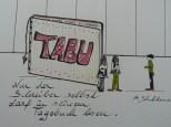 Michaela Stockhammer. Tinte, Acryl. 20x 30 cm. 2013 (2)   Art On Screen - [AOS] Magazine