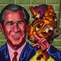 Pop, Funk und Anti-Helden - Die eigenwillige Malerei von Peter Saul
