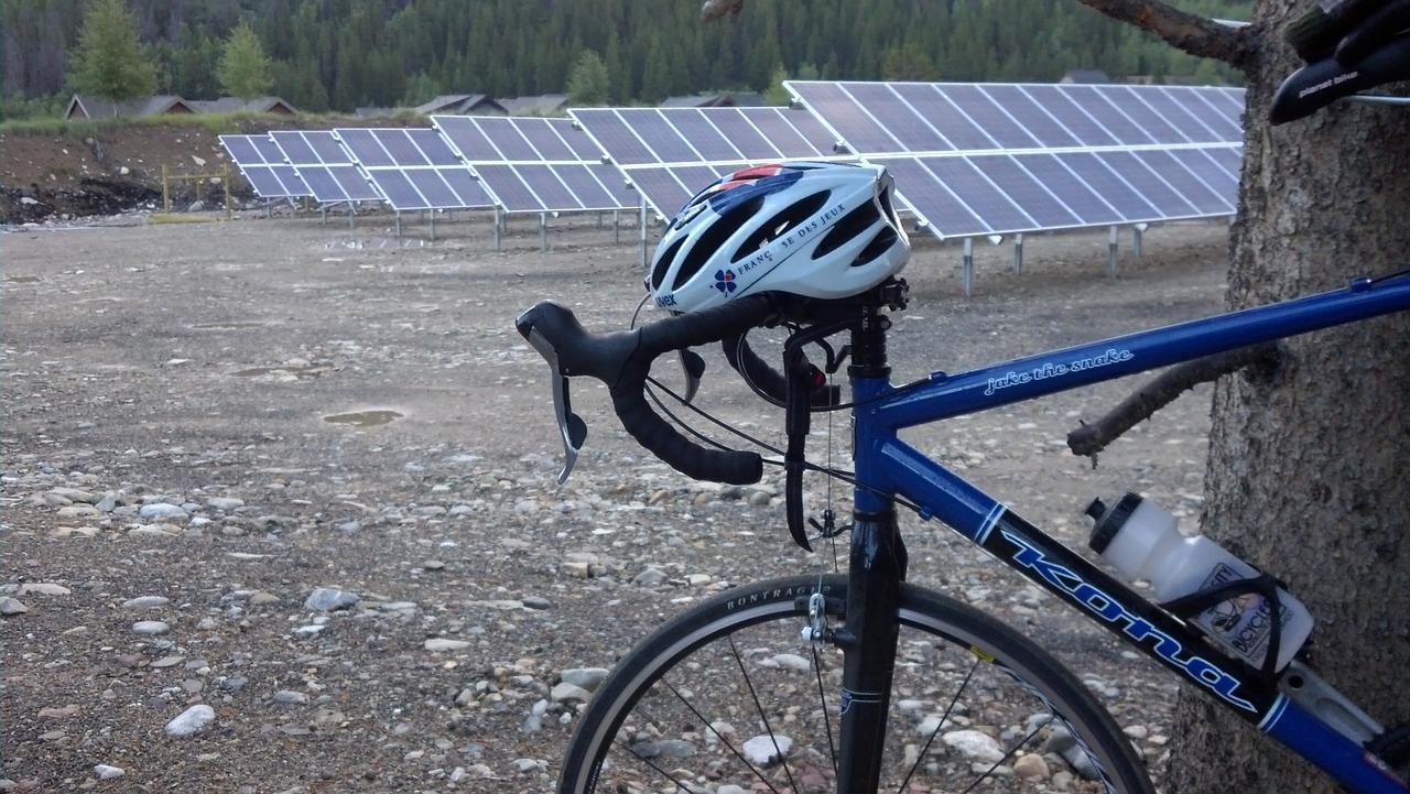 年末年始休暇で分譲太陽光用地を視察