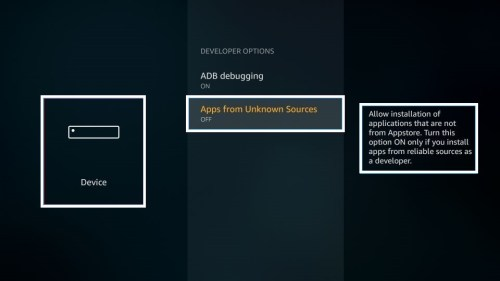 AOS TV for Firestick