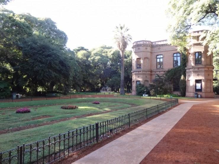 Jardim-Botanico-Museu-Buenos-Aires-Argentina-Roteiro-Turismo Buenos Aires Roteiro para 1 semana
