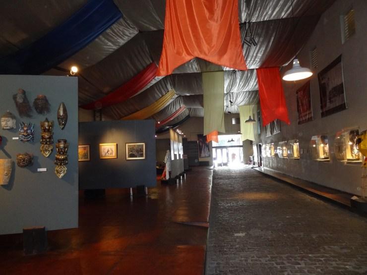 Museu do Carnaval e suas máscaras