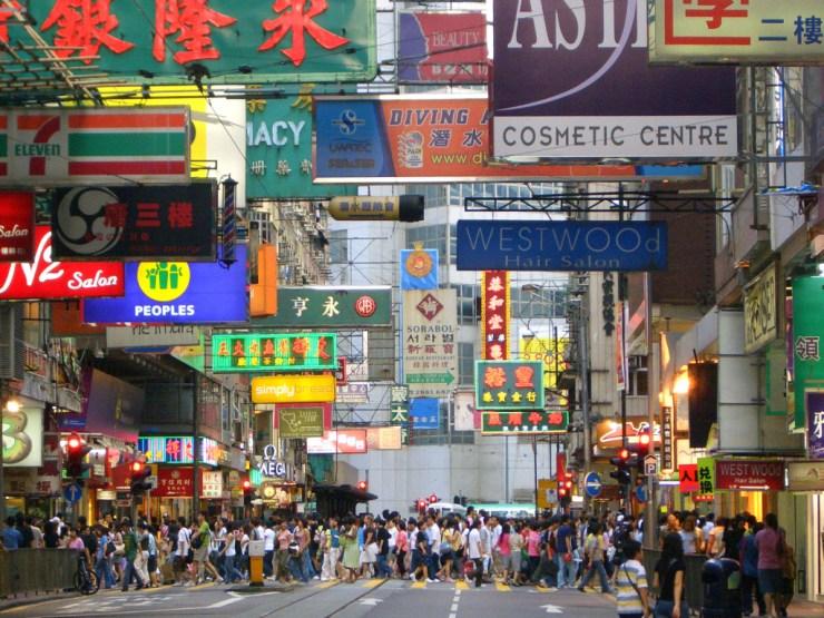 lugares-para-se-viajar-sozinho-hong-kong Os 15 melhores lugares do mundo para se viajar sozinho (a)