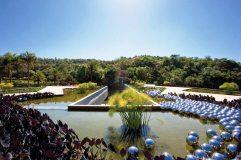 melhores lugares para viajar no Brasil sozinho - inhotim