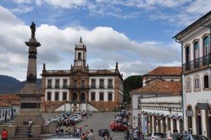 melhores lugares para viajar no Brasil sozinho - ouro preto